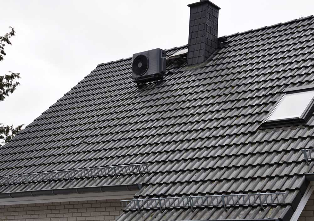 Klima splitgerat dachmontage for Klima splitgerat selbstmontage